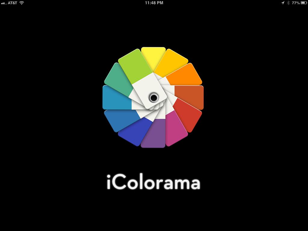 icolorama collection - Magazine cover